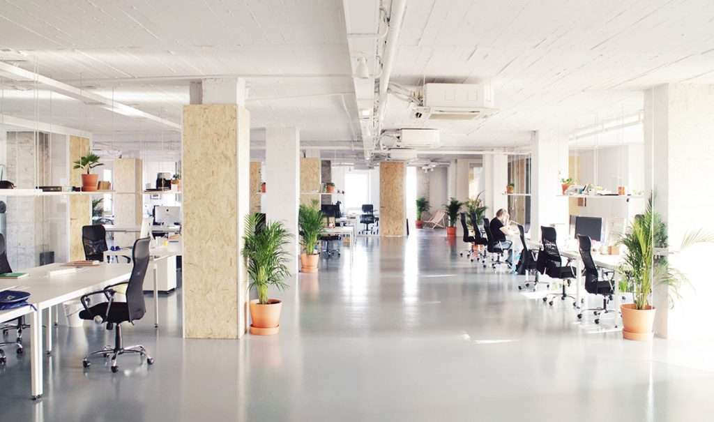 Aticco coworking space in Barcelona