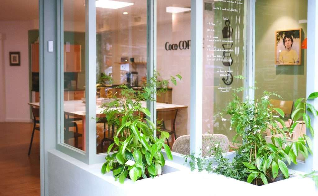 coco coworking space in Barcelona