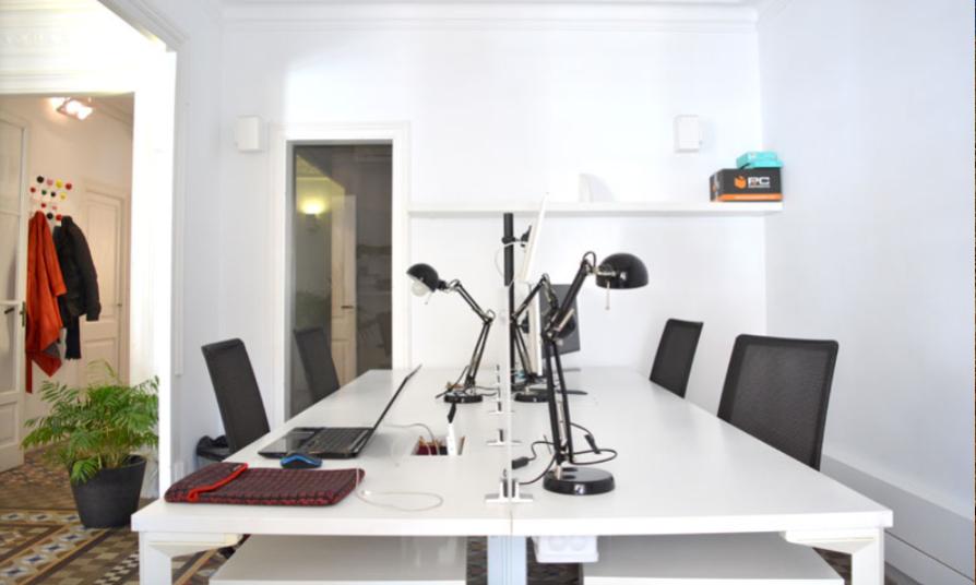 MeetBCN coworking space in Barcelona