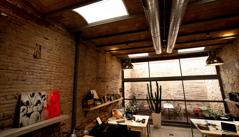 talent coworking space in Barcelona