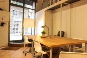 Ravalco coworking space in Barcelona