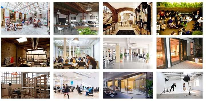 Best creative coworking in Barcelona