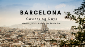 coworking days barcelona