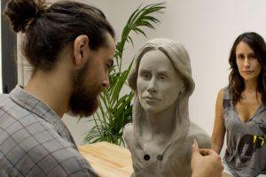 course review 137 figurative sculpture