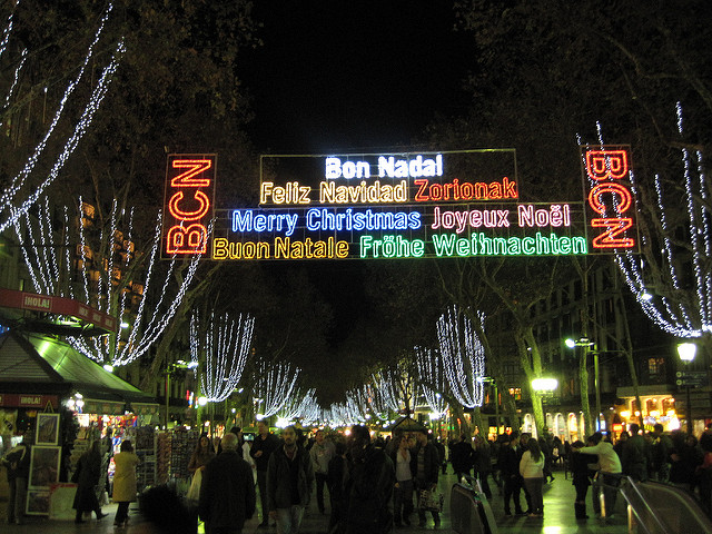 Buy Handmade christmas gifts in barcelona