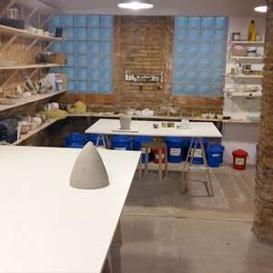 Little Studio Ceramics Pottery Studio in Barcelona