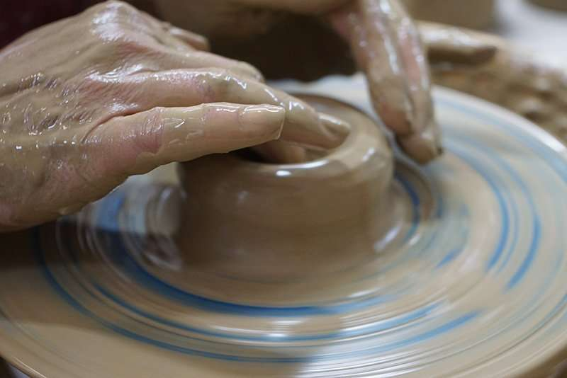 clay arts and pottery in Barcelona