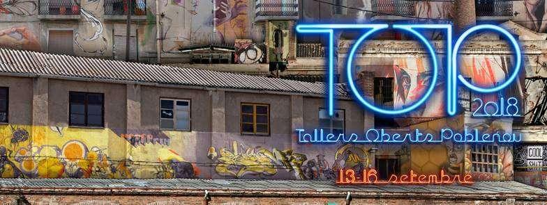tallers oberts open workshops poblenou barcelona