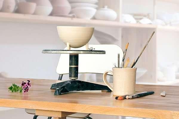 ceramics coworking studio