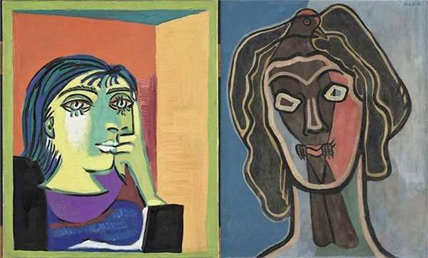 Picasso and Picabia