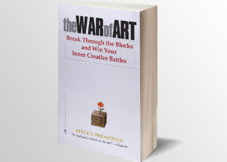Book review the war of art