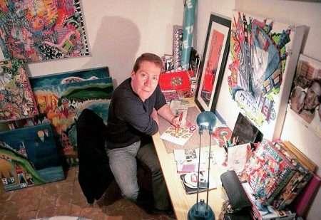 Daniel Meakin Art Interview