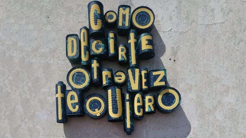 Me Lata Street Art Exhibition