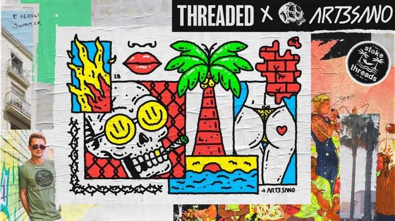 street artists barcelona collaborative event