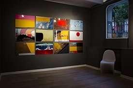 Zielinsky art gallery barcelona