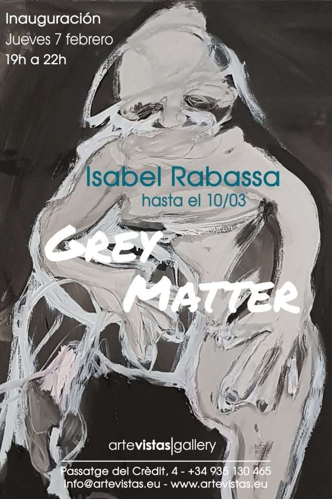 Isabel Rabassa Grey Matter