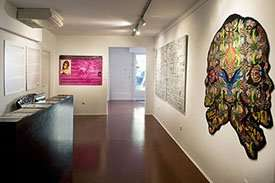 tasneem gallery art barcelona