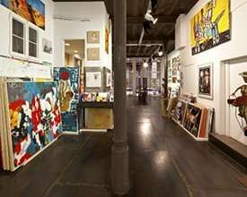 ArteVistas Art Galleries in Barcelona