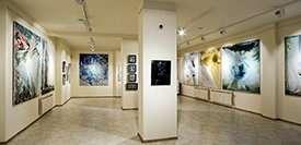 contrast art gallery barcelona