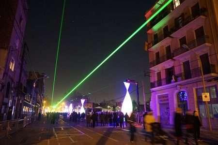 Llum bcn light festival