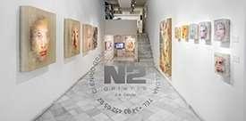 N2 Art Gallery Barcelona