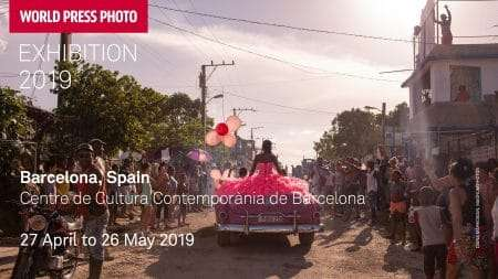 World Press Photo Exhibition Barcelona 2019