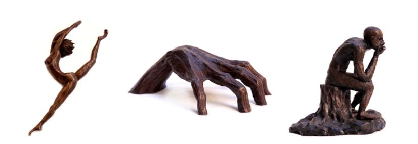 muche bronze sculptures barcelona