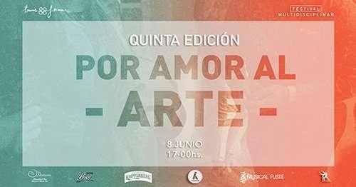 por el amor al arte