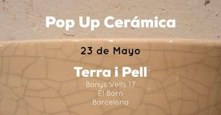 pottery pop-up barcelona
