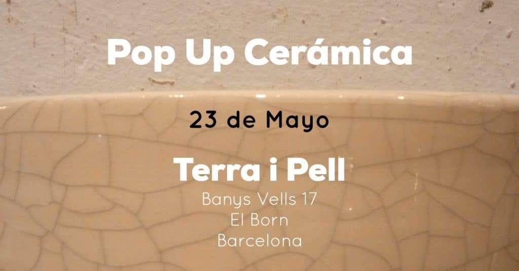 pottery pop-up barcelona