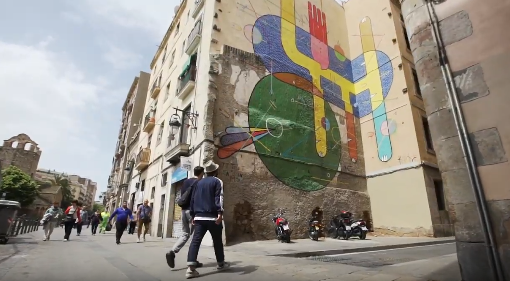 Barcelona can inspire creativity