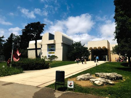 Fundacio Joan Miro in Barcelona