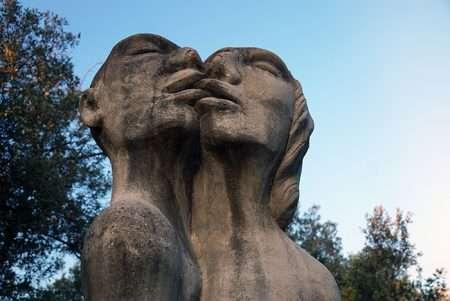 erotic sculptures near Barcelona