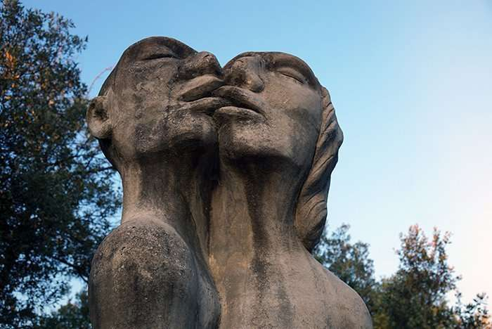 erotic sculptures near Barcelona