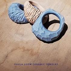 paula lowe ceramic jewelry