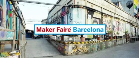 Maker Faire Barcelona 2019