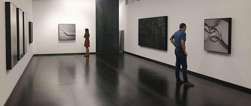 Aitor Ortiz exhibition barcelona