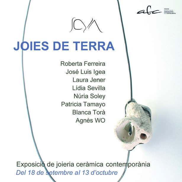contemporary ceramic jewelry exhibition