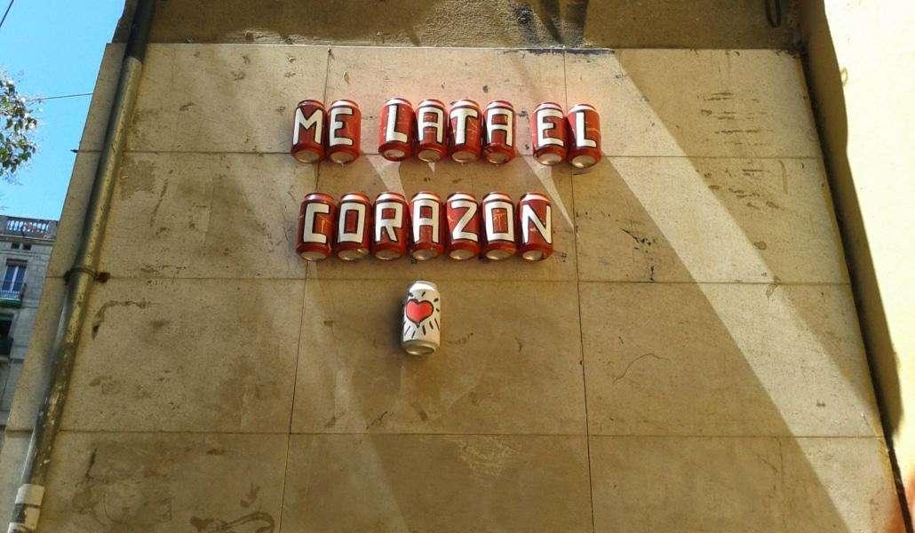 me lata street art