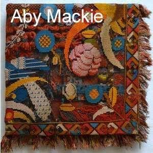 Textile mixed media art in barcelona