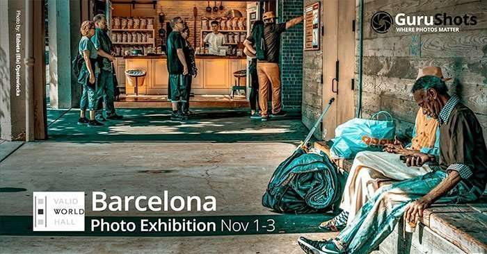 Double Photo Exhibition in Barcelona