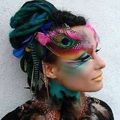 magic bindi makeup artist barcelona