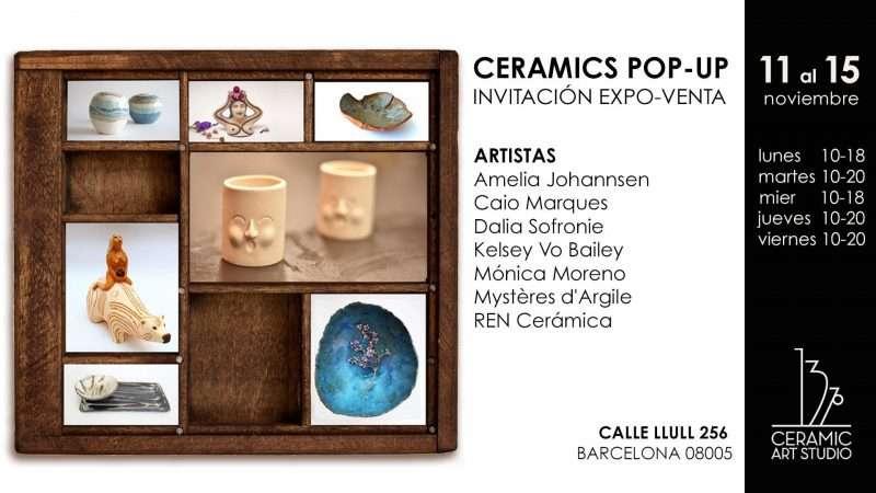 ceramics sale barcelona