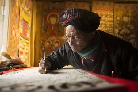 arts and crafts in eastern cultures
