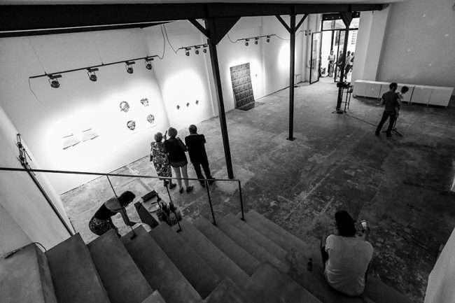 alalimon art space in poble sec