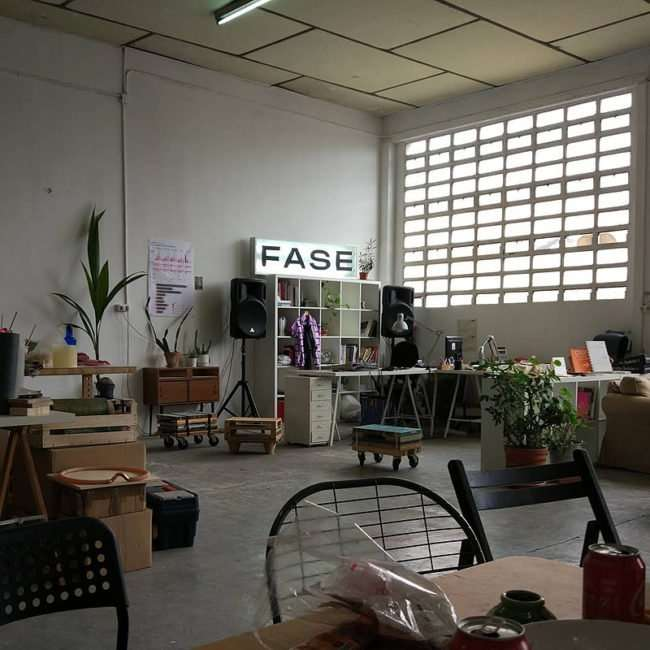 Fase independent art space barcelona