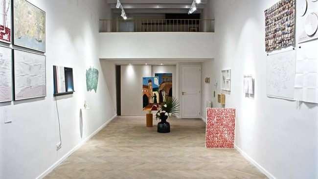 chiquita room art space in barcelona