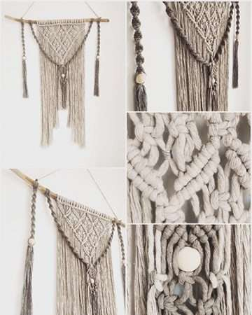 magic bindi macrame
