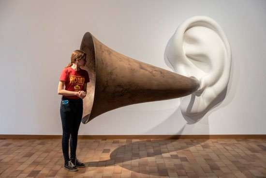 sound art exhibition
