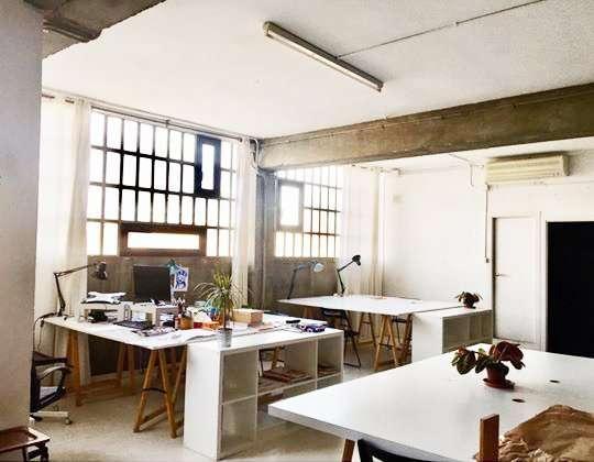 2 walls studio poblenou